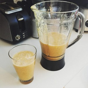 Experiments in juicing!